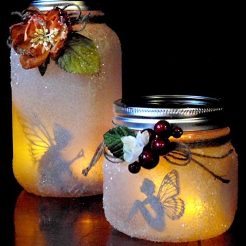 Fairy Lanterns (Mother-Daughter event)