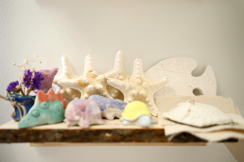 Kids' Clay Projects