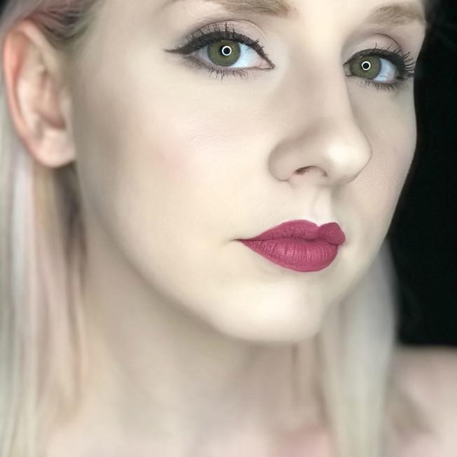Velvet Matte Liquid Lipstick - Rosa