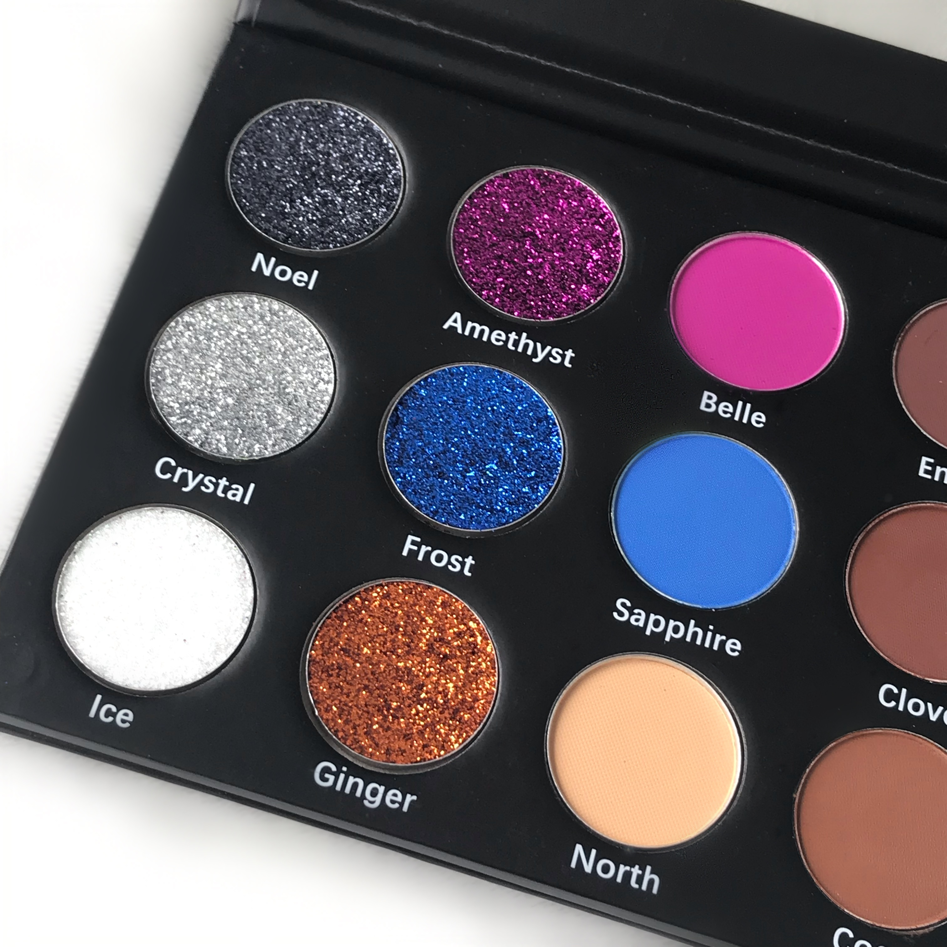 Frosted Lids Palette
