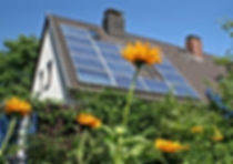 Installation photovoltaïque en surimposition