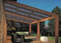 création de pergola photovoltaïque