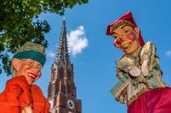 Marionetten_auf_der_Auer_Dult_in_München