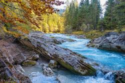 Wildwasser in den Alpen 326318