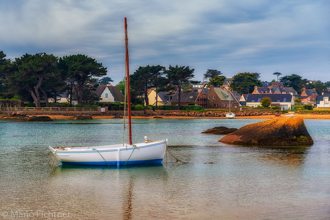 Boot in der Bretagne 513919