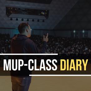 MUP学級日誌について