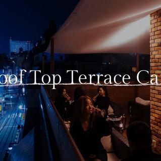 【渋谷松濤】Roof Top Terrace Cafeオーナー制度参加のご案内