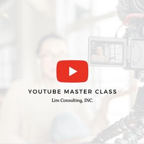 【3日間でプロクリエイターに】YouTubeマスタークラスとは?