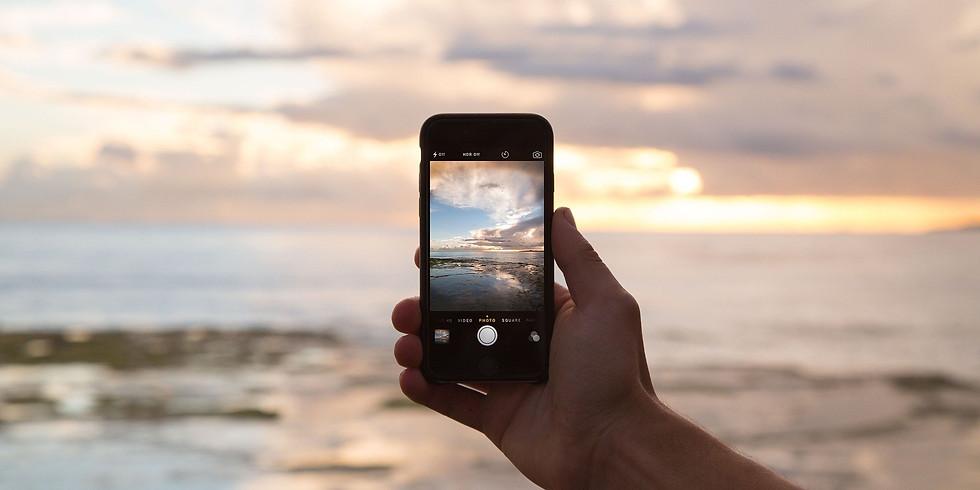 携帯でできるプロの撮影講座!RIO(CREATION)WORKSHOP
