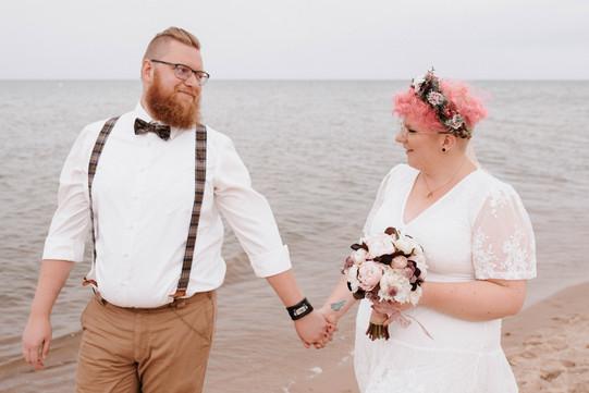 Heiraten auf der Insel Usedom