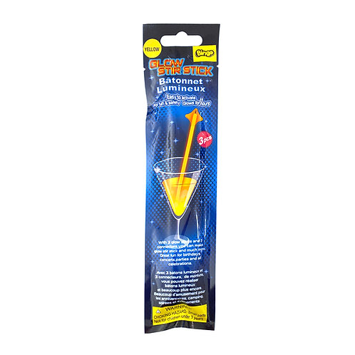 Bingo Str Stick Glow Stick 3 Pcs