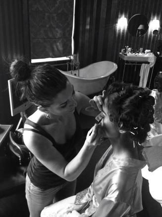 Braut Make up ElaPure
