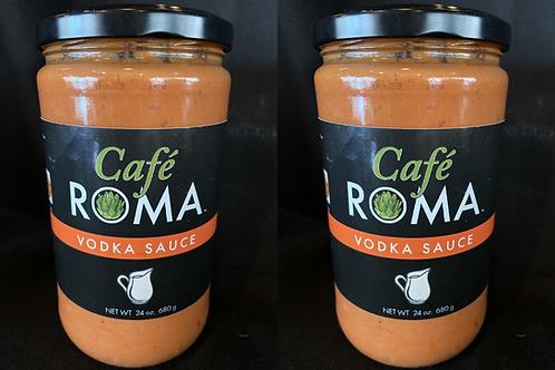 Vodka Sauce (2) - Cafe Roma Official Sauce