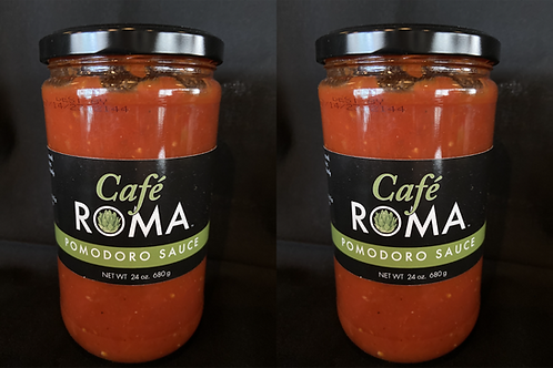 Pomodoro Sauce (2) - Cafe Roma Official Sauce