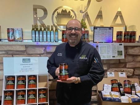 Chef Frank's Pomodoro Sauce is finally here!