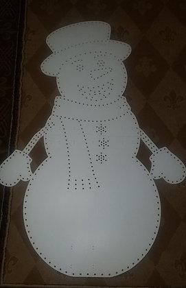 EFL Snowman