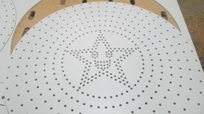 Wreath star