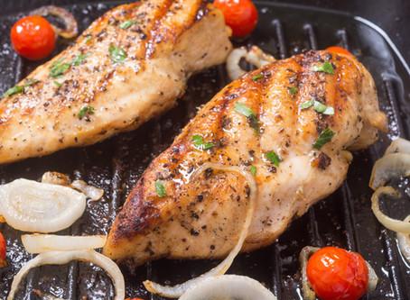 Beneficios de cocinar a la plancha