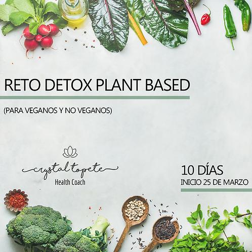 KIT BÁSICO - Reto Detox Plant Based
