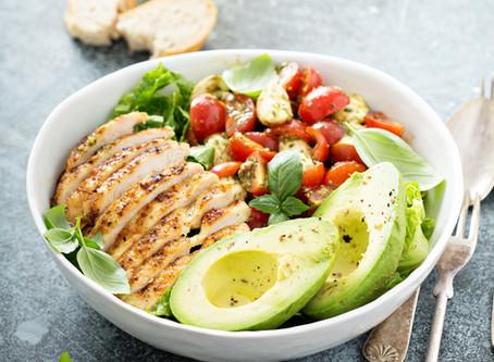 ¿Comer sano en poco tiempo? ¡Es posible!