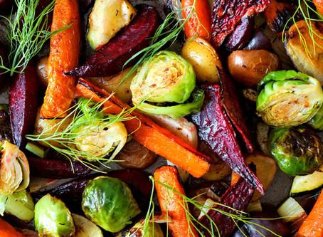 Top 10 Verduras y frutas de otoño más saludables