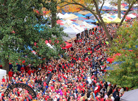 Not Your Average Tailgate: What to Expect on Game Day
