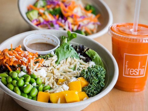 New Year's Resolutions: How to Eat Healthy on Campus