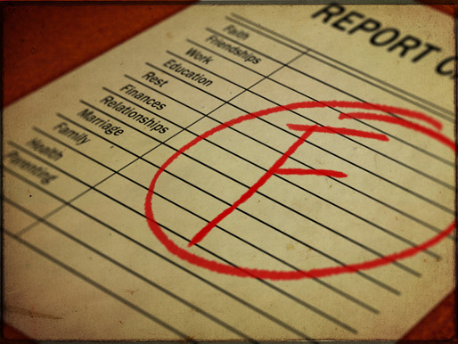 So, Your Student Failed a Class. Now What?