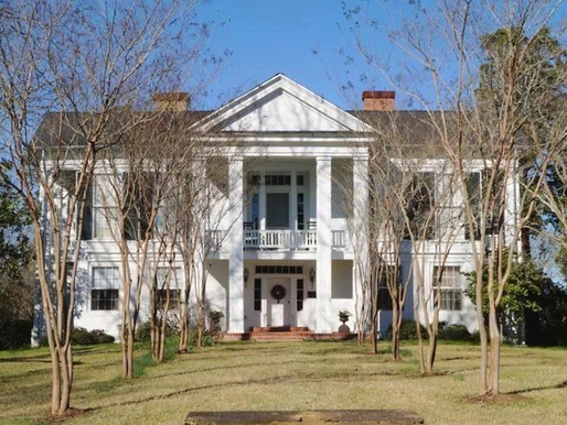The History Of The Montgomery B&B