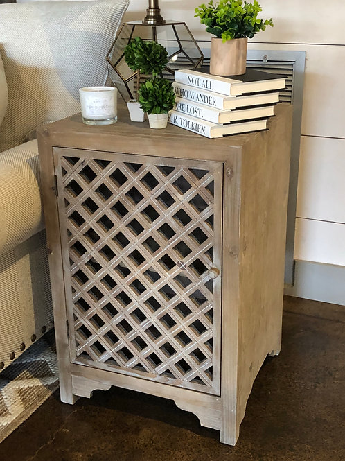 Cabinet - End Table