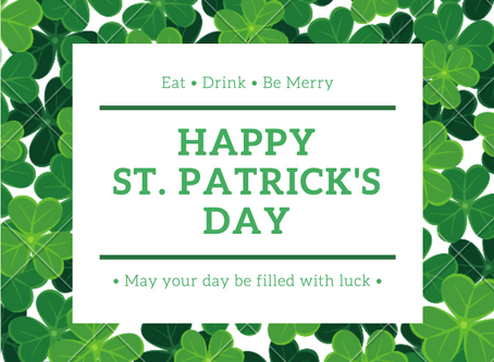 Lucky Enough to Be in Oxford for St. Paddy's Day?