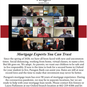 Mortgage Experts You Can Trust