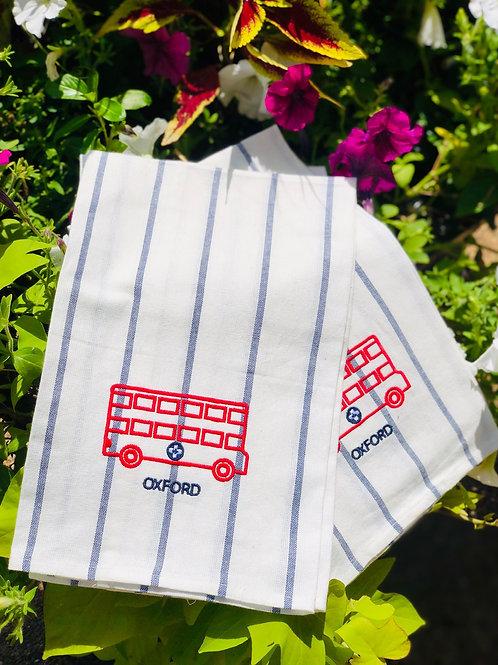 Oxford Tea Towel