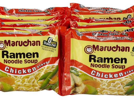 How to Budget $50 and Not Live off of Ramen Noodles