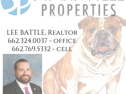 Lee Battle - Starkville Realtor