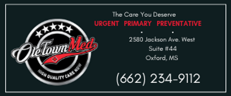 Ole Town Med Center Ad.png