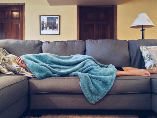 Down With The Flu? Here's What To Do!