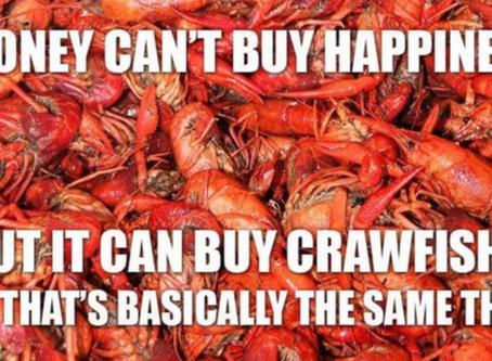 Crawfish Fast Facts