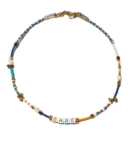 103n babe necklace