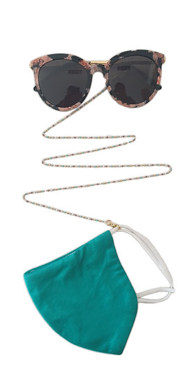 nilu glass & mask cord nc5