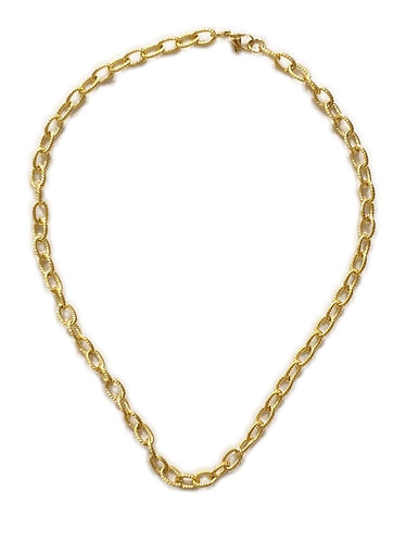 170n stainless steel necklace 60 cm lenght