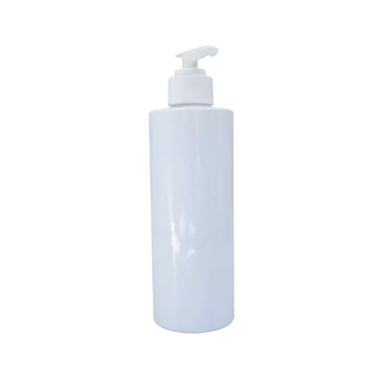plastic bottles with pump lid(250ml)