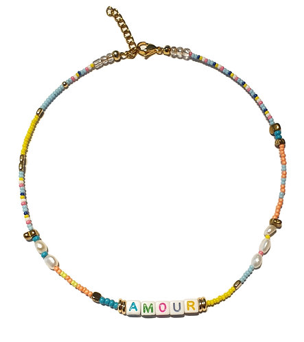 101n amour necklace