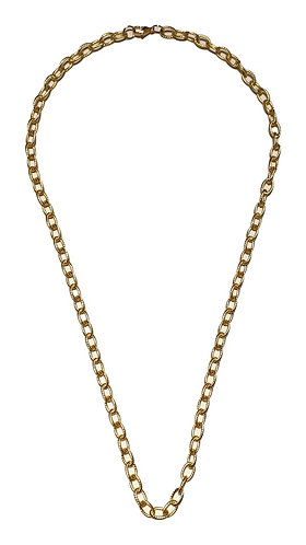 169n stainless steel necklace 44cm
