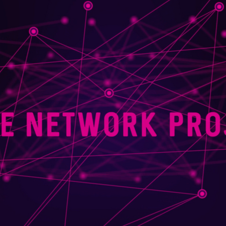 Save yourself time with this FREE download After Effects project - lines & dots network - no plugins