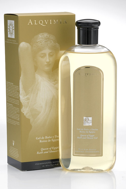 Queen of Egypt Bath and Shower Gel