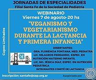 Veganismo y Vegetarianismo Durante la Lactancia y Primeira Infancia