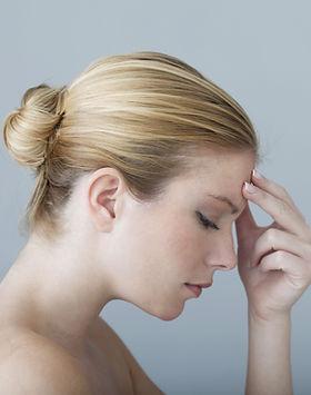 dor de cabeça