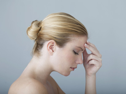Suffering from Headaches and Migraines? You're not alone
