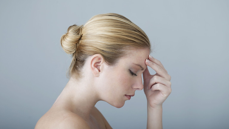 Terapia bańką w przypadku migren i napięciowego bólu głowy